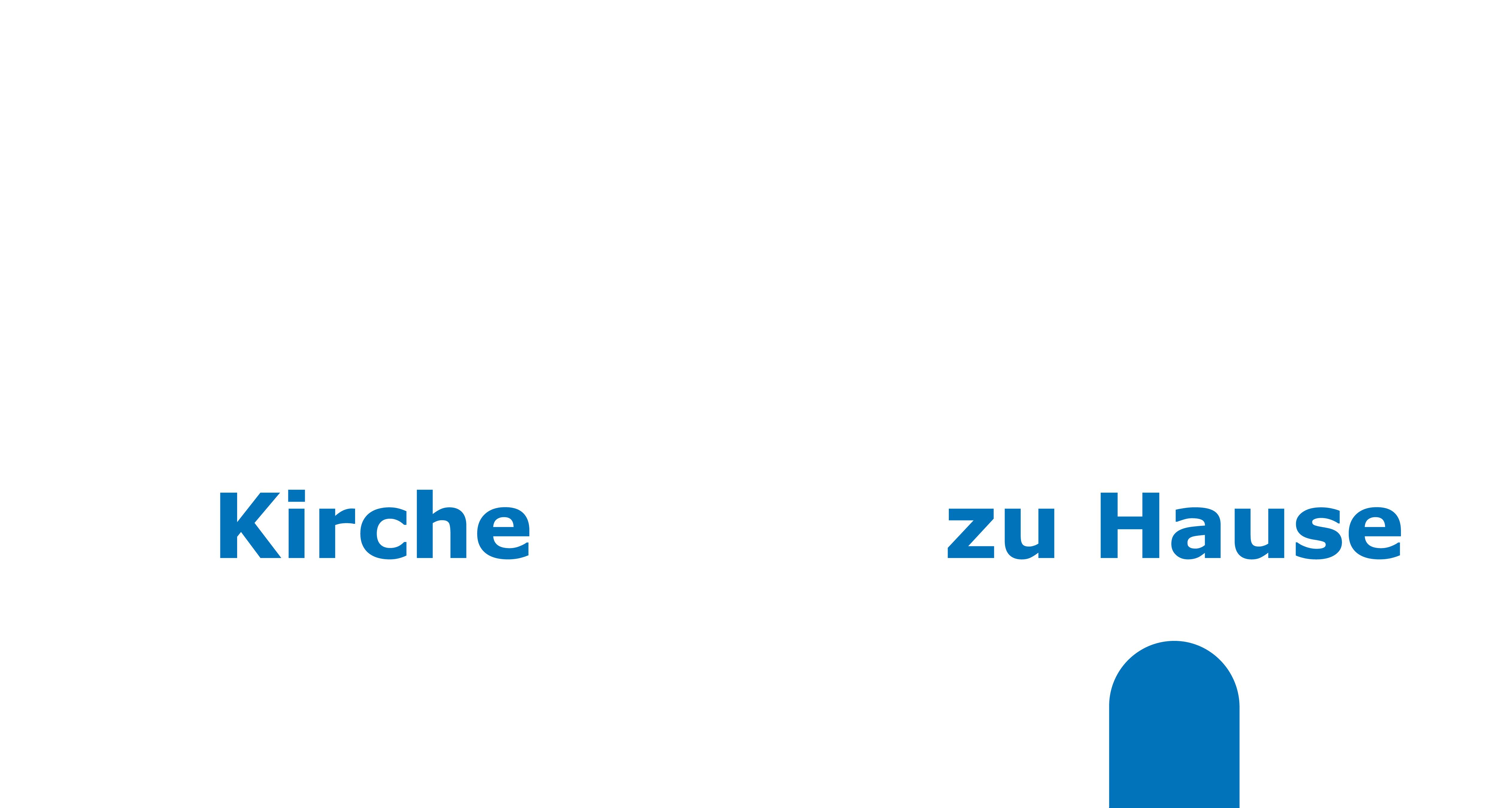 Kirche zu Hause