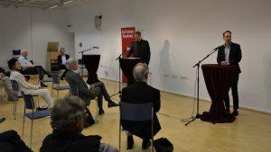 """""""Was bedeutet die Corona-Pandemie für Kirche und Stadt?"""" – Podiumsdiskussion in der Karl Rahner-Akademie"""
