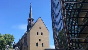 Lehren aus Corona: Kirche in der Stadt – Kirche für die Stadt / Ein ökumenisches Podiumsgespräch am 25. Mai um 19.00 Uhr in der Karl Rahner Akademie