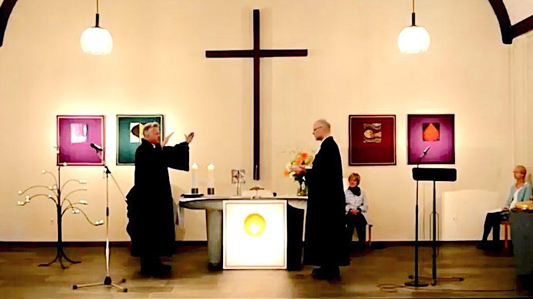 """""""Ich bin dankbar"""" – Pfarrer Wolfram Behmenburg verabschiedet"""