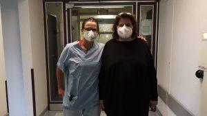 Covid-19 Patienten im Evangelischen Klinikum Köln Weyertal sind wieder genesen